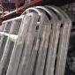 PC耐力板雨棚 铝合金雨棚  露台休闲雨棚 遮阳无声雨棚阳光板 厂家直销