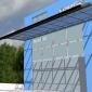 耐力阳光板雨棚 铝合金阳台遮阳雨棚 铝合金雨棚 透明铝合金雨棚 售后无忧